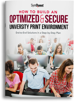 How to Build an Optimized & Secure University Print Environment