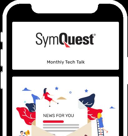 SymQuest Newsletter Signup
